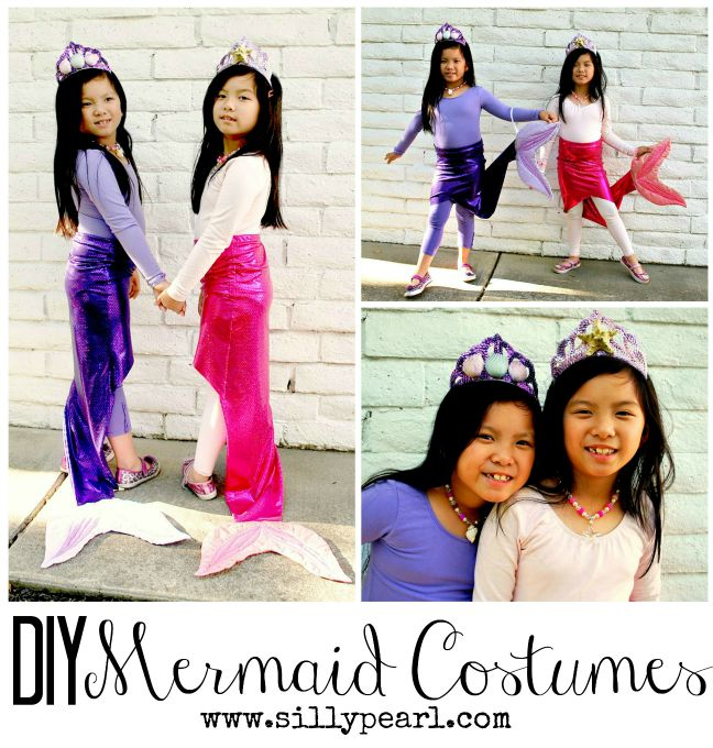 DIY-Mermaid-Costumes-The-Silly-Pearl
