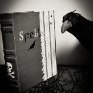 Halloween: DIY Spell Book