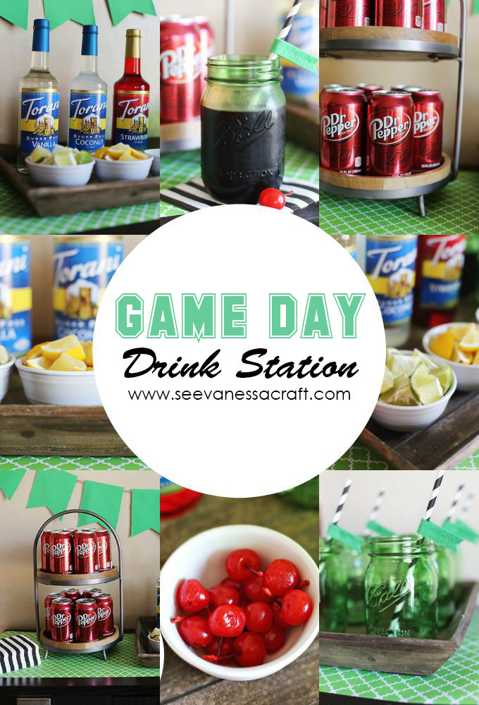 Game Day Drink Bar copy