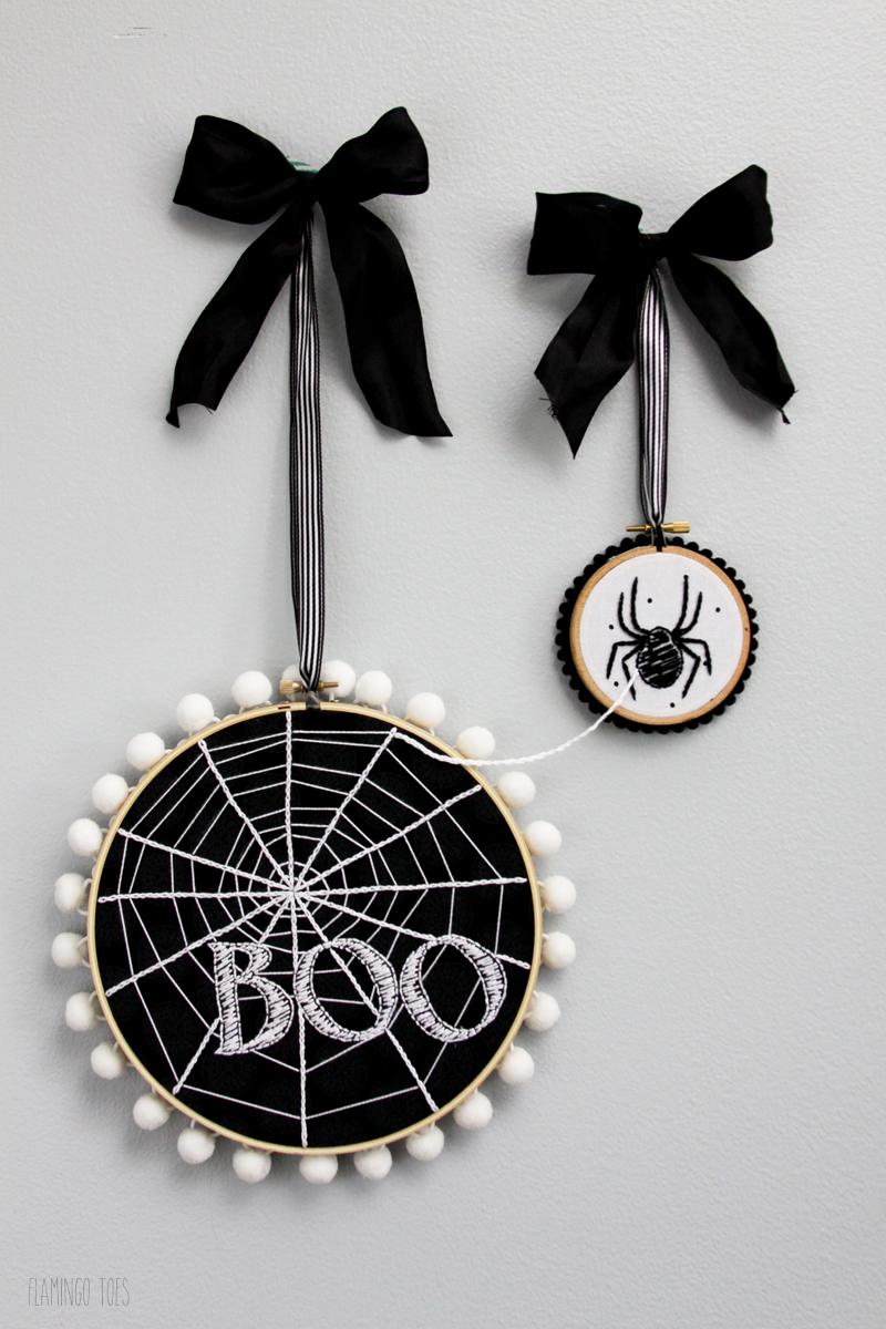 Halloween-Hoop-Art