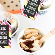 Smore's Halloween Printable