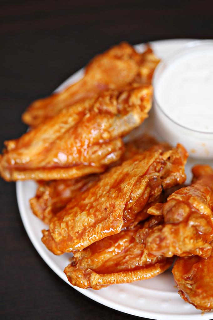 Recipe Easy Crock Pot Buffalo Wings See Vanessa Craft