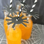 Halloween: Spider Straw Topper