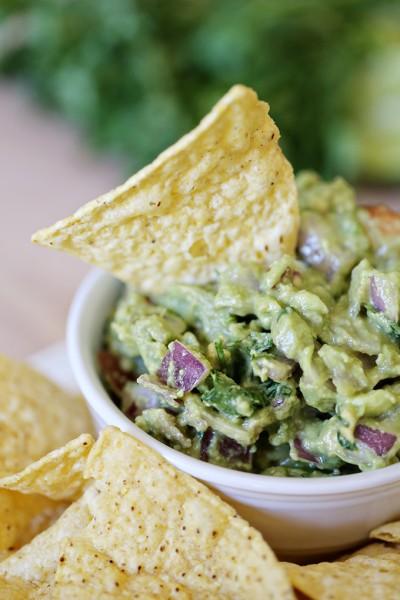 Worlds Best Guacamole Recipe