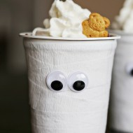 Halloween: Mummy S'mores