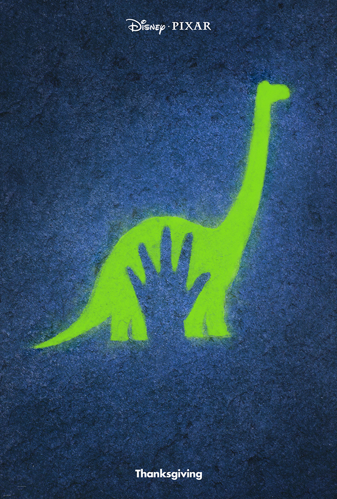 The Good Dinosaur Disney Pixar