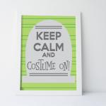 Halloween: Keep Calm Printable