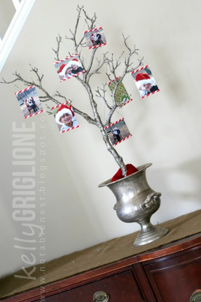 Easy Christmas ornament crafts with paper straws