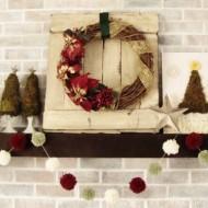 Christmas: Pom Pom Garland