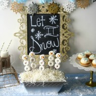 Party: Let It Snow Hot Coco Bar