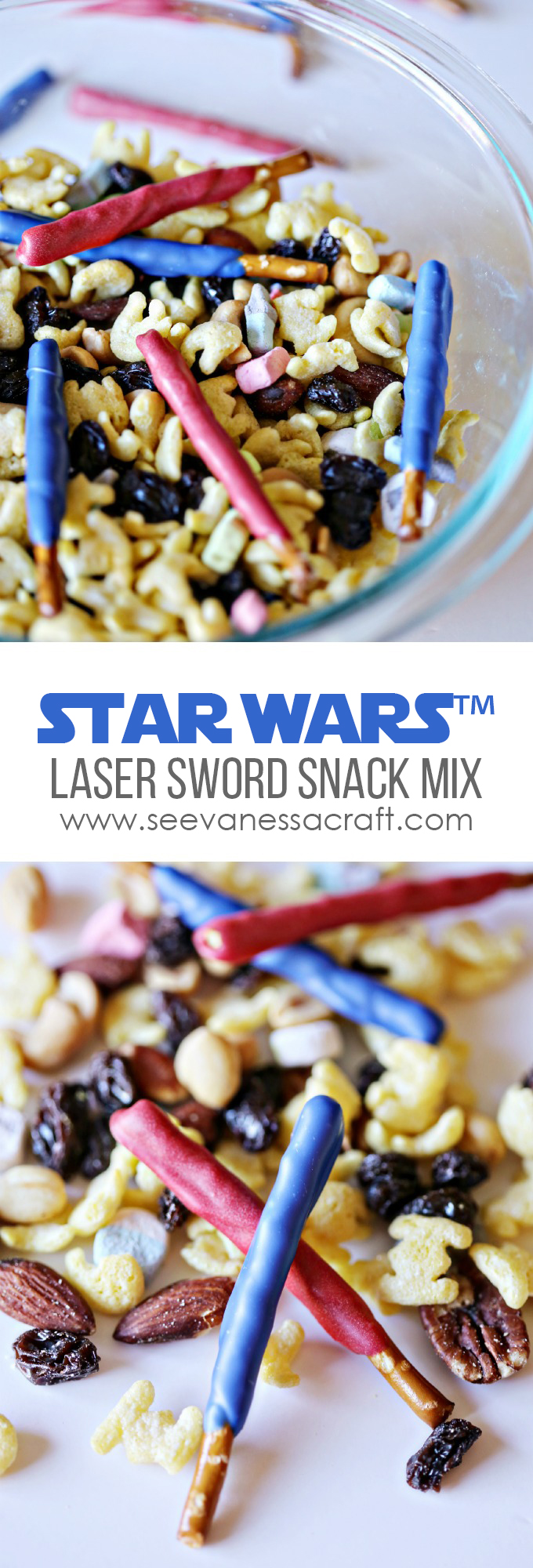 Star Wars Snack Mix copy