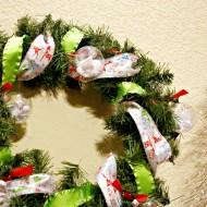 Christmas: Family Wish Wreath
