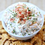 Recipe: Loaded Baked Potato Dip
