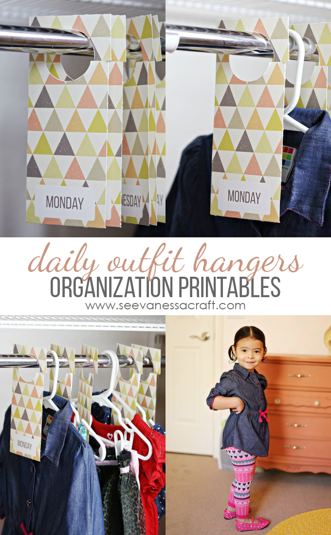 Daily Outfit Closet Hangers Printable copy