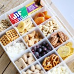 Printable: Road Trip Snacks Container