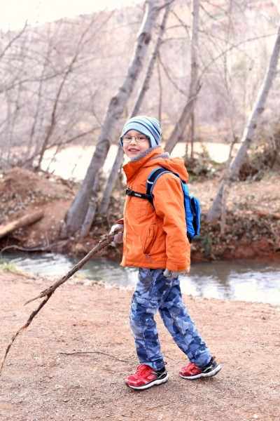 Sedona Hiking 1
