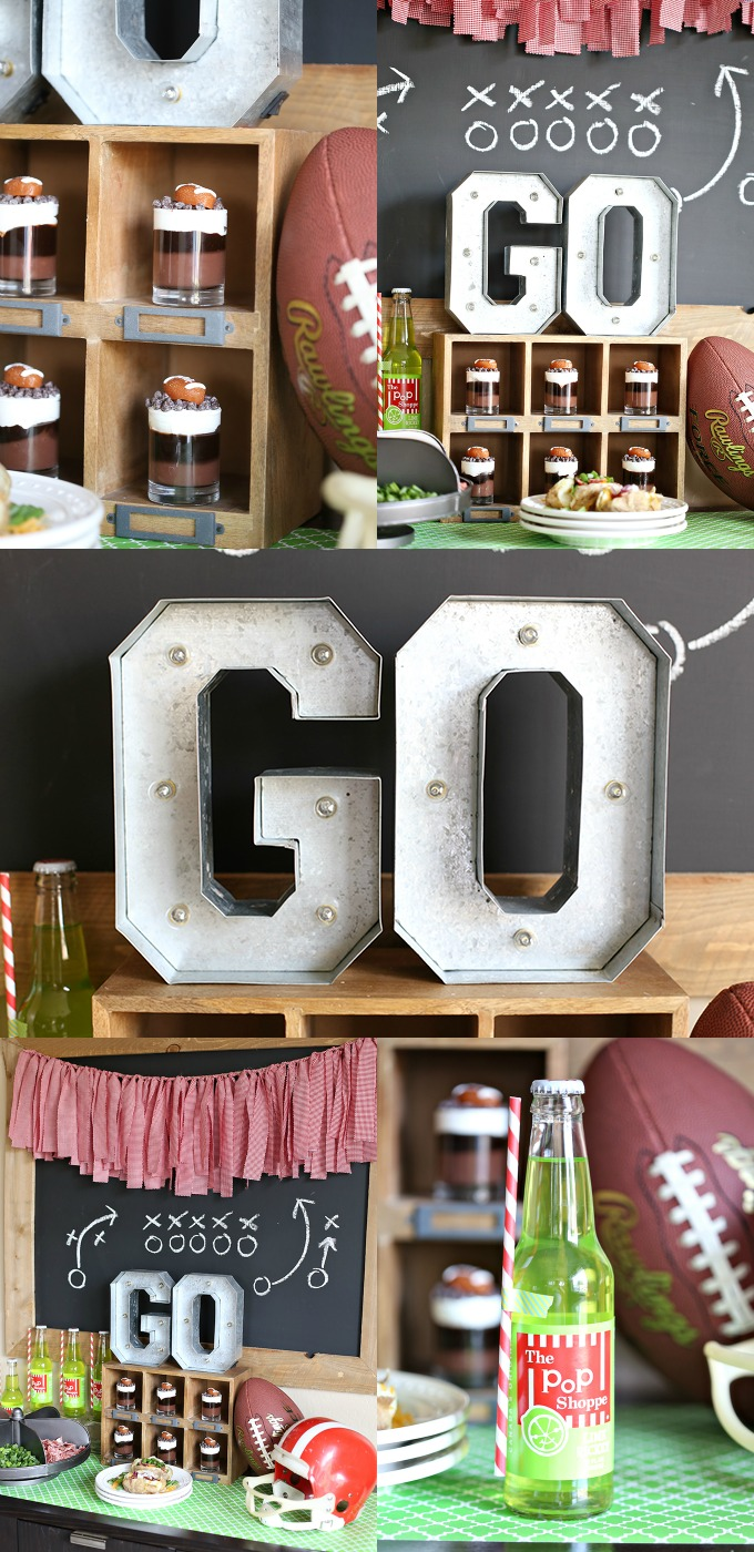 World Market Football Party - Decor 2