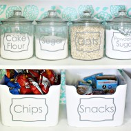 Organization: 10+ Small Pantry Makeovers