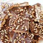 Recipe: Homemade Butter Toffee and Toffee Frappuccino
