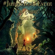 Disney: I'm Going to the #JungleBookEvent