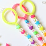 Craft: Pipe Cleaner Bubble Wands & Step2 Bubble Table