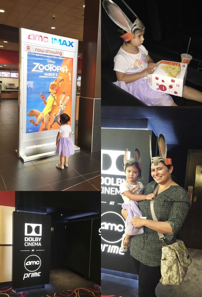 Dolby Cinema Zootopia Movie