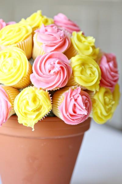 Flower Cupcake Bouquet 7 copy