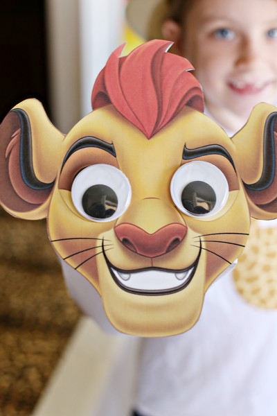 Lion Guard #DisneyKids Safari Party Ideas