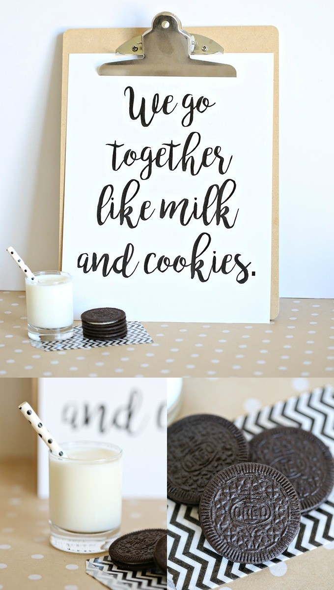 Milk and Cookies Oreo Thins 1