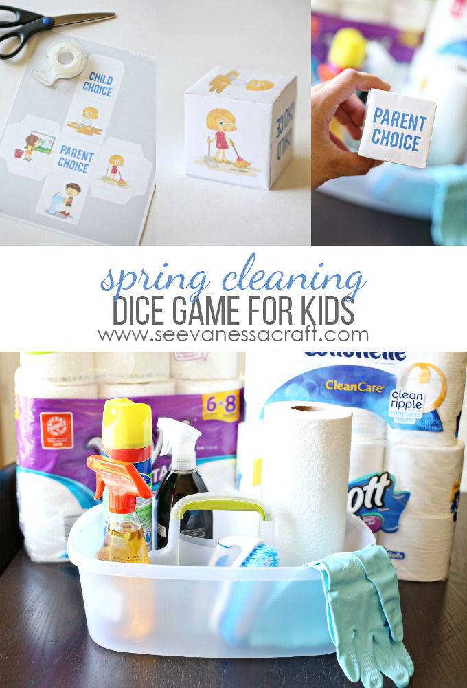 Spring Cleaning Dice Game Hero copy