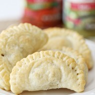 Beef and Pepper Empanada Recipe - Cooking with Kids