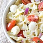 Recipe: Caprese Pasta Salad