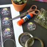Craft: Mother's Day Printable and Hand Scrub