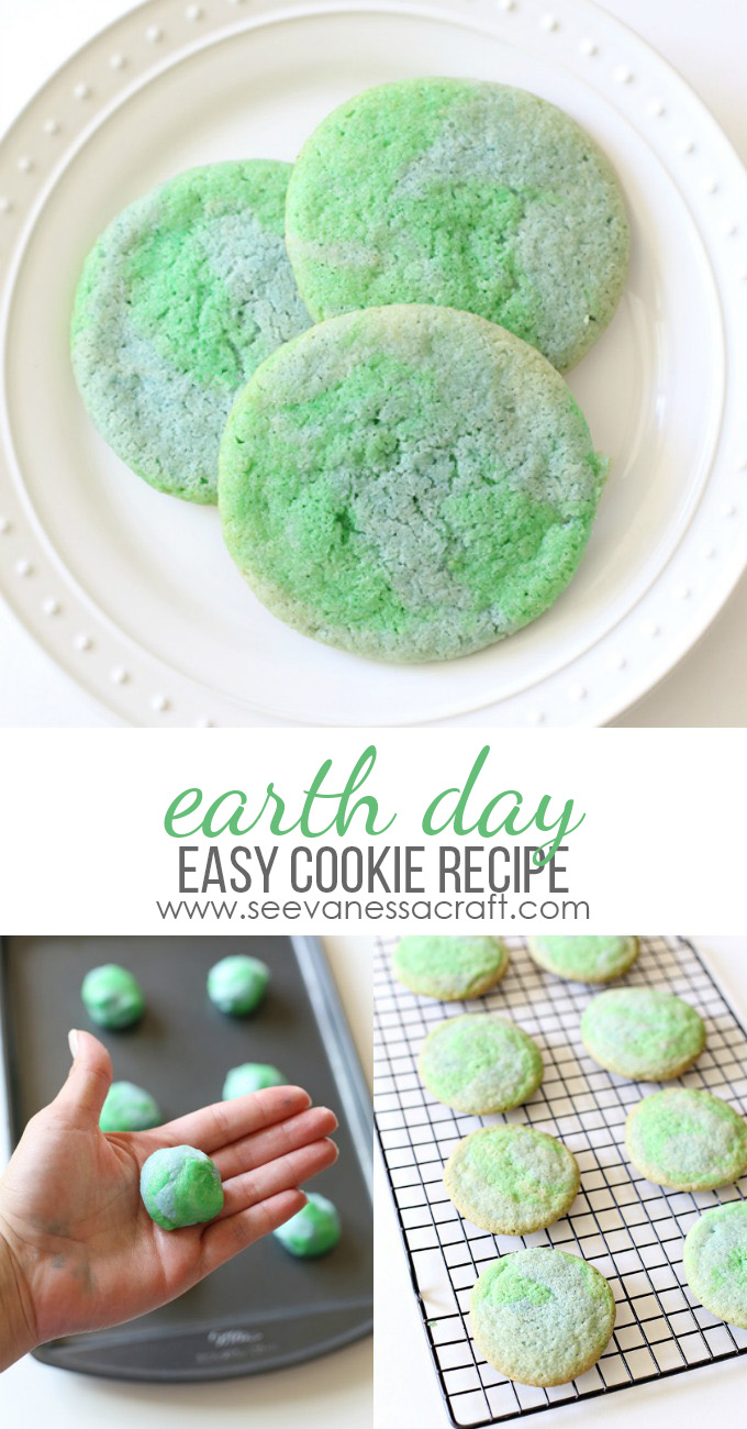 Earth Day Cookie Recipe