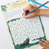 Disney: The Jungle Book Activity Sheets