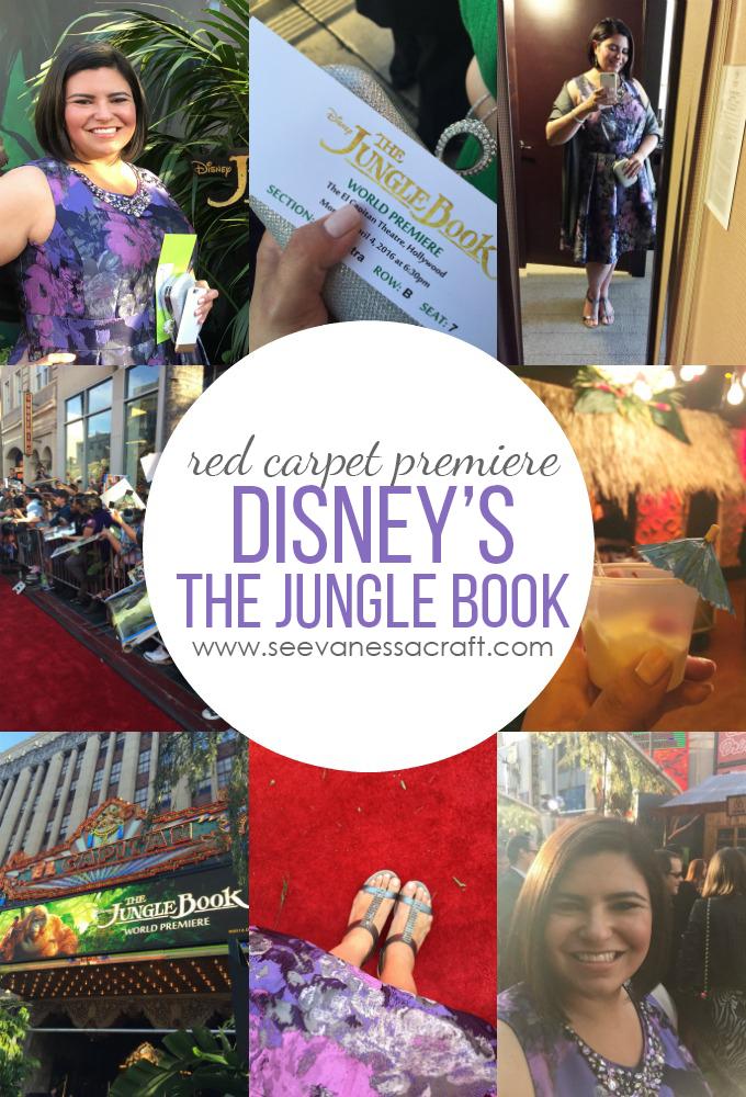 JungleBookEvent Premiere
