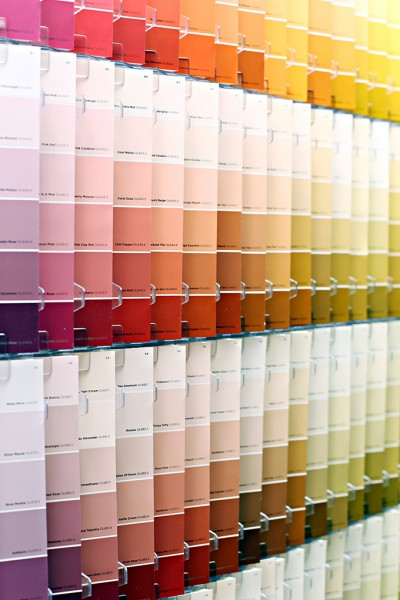 Olympic Paint Color Center at Lowes