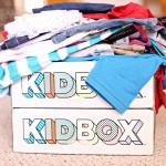 Kid Friendly: KIDBOX #UnpackHappy
