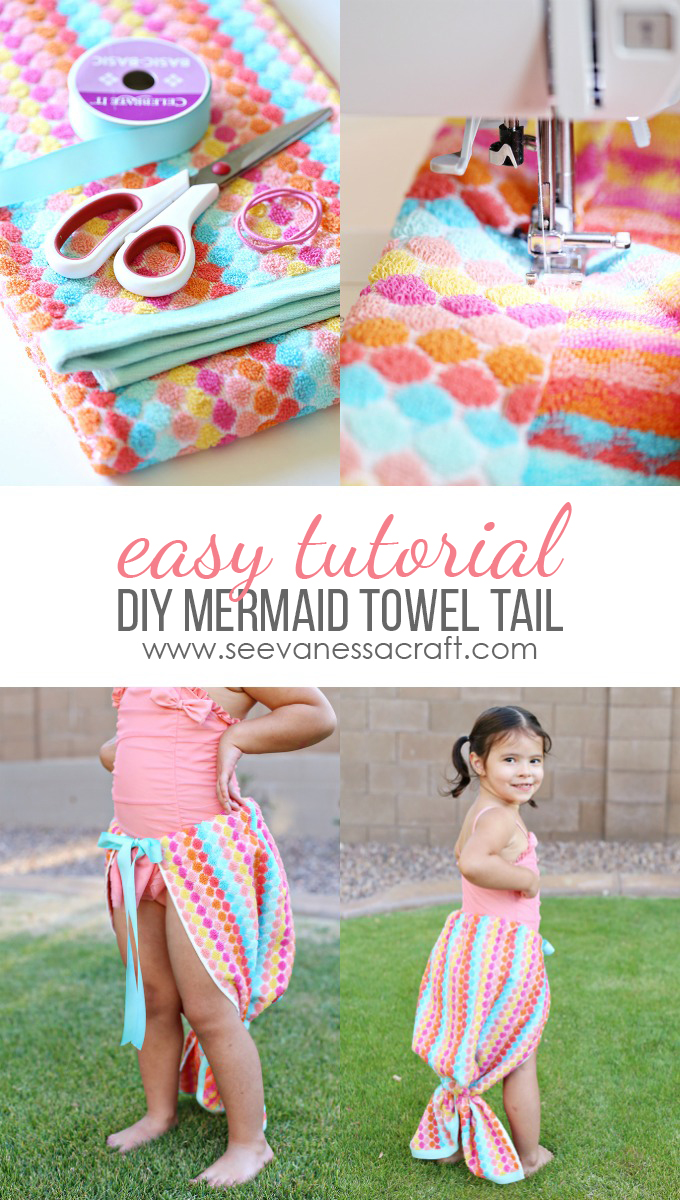 Mermaid Towel Tutorial copy