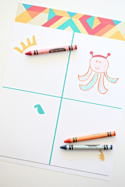 Boredom Buster Kit for Kids Summer