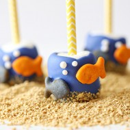 Disney: Finding Dory Marshmallow Pops