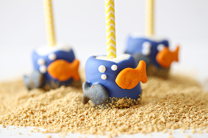 Finding Dory Marshmallow Pop 2 copy