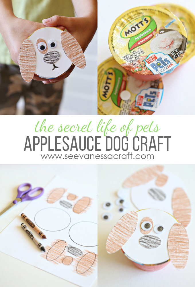 Motts Applesauce Dog Craft Hero copy