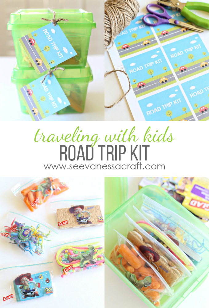 Road Trip Kit and Printable copy