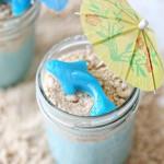 Recipe: Shark Infested Vanilla Pudding
