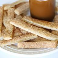 Recipe: Cinnamon Apple Pie Fries