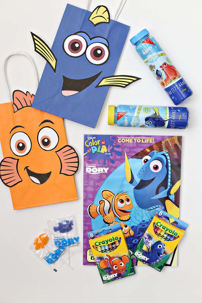Finding Dory Bags Party Favors 2 copy