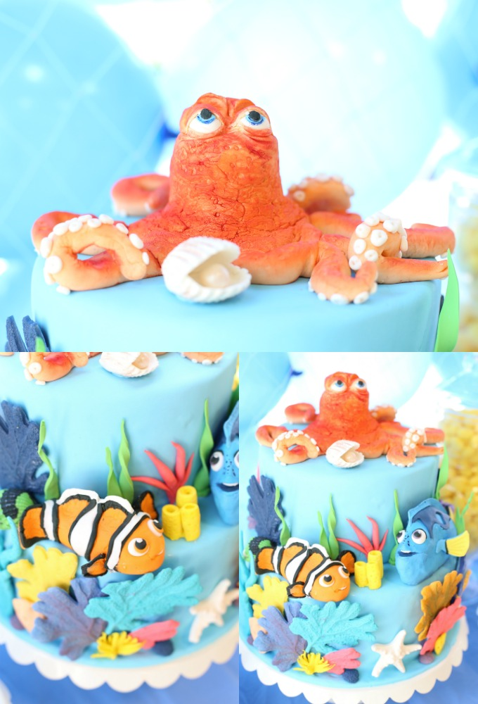 Finding Dory Birthday Party 2