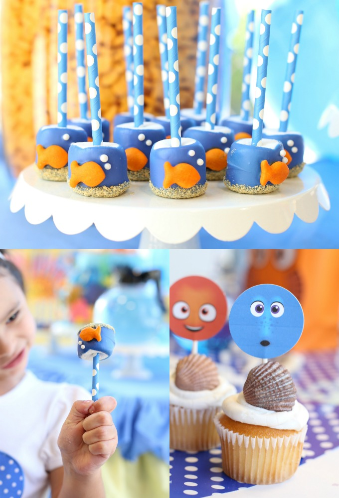 Finding Dory Birthday Party 3