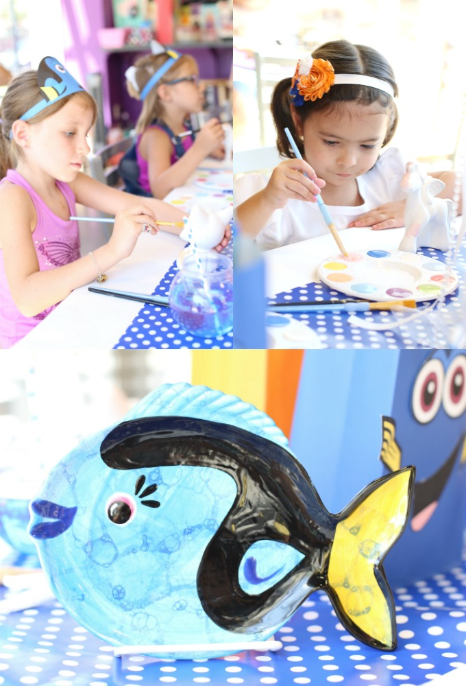 Finding Dory Birthday Party 5